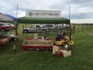TOFI Booth at Exploration Acres