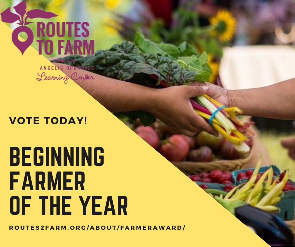Routes to Farm promo image