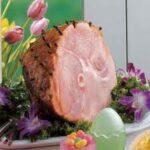 Easter Ham Discount